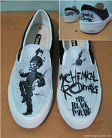My Chemical Romance Shoes