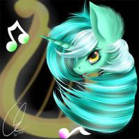 Lyra Heartstrings by Crazyaniknowit