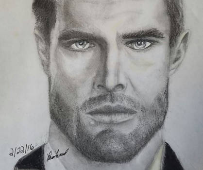 my Stephen Amell