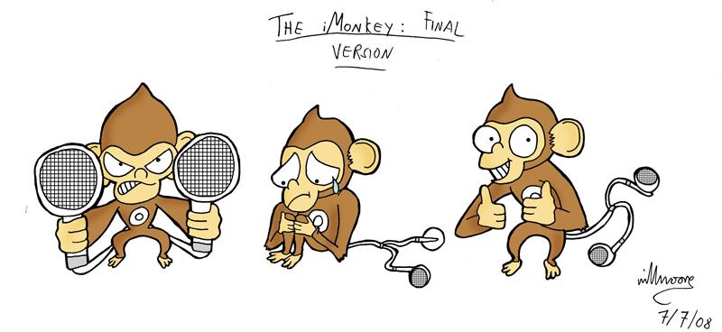 iMonkey by The-Hellish-Gnome