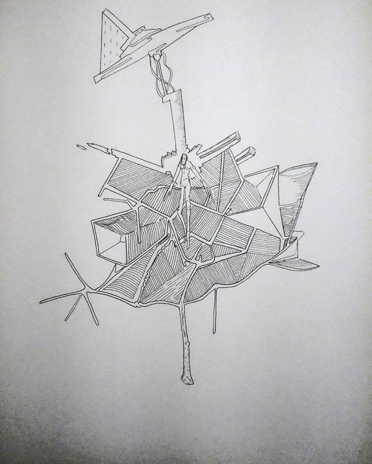 Crucifixion by BoederMan