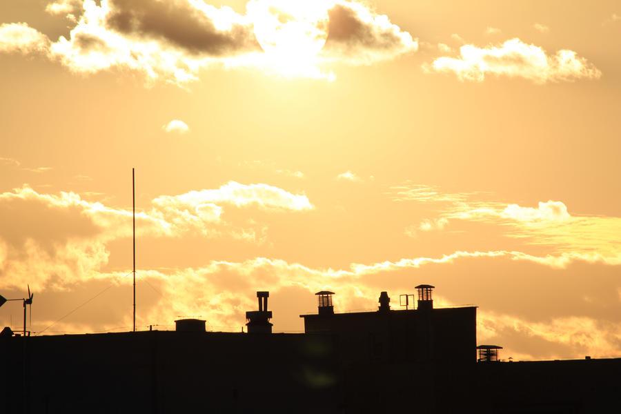 Sunshine. by kubeki