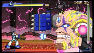 RobotDay17 Marvel vs. Capcom Infinite Final Boss by ScepterDPinoy
