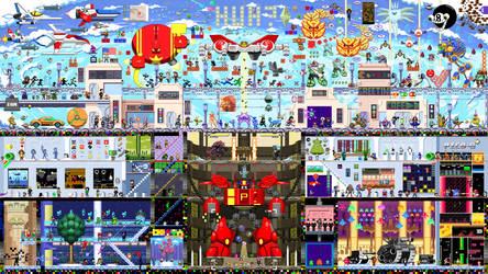 Happy Pixel Day 2018 by ScepterDPinoy