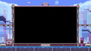 Iconoclasts Super Game Boy Wallpaper Daytime