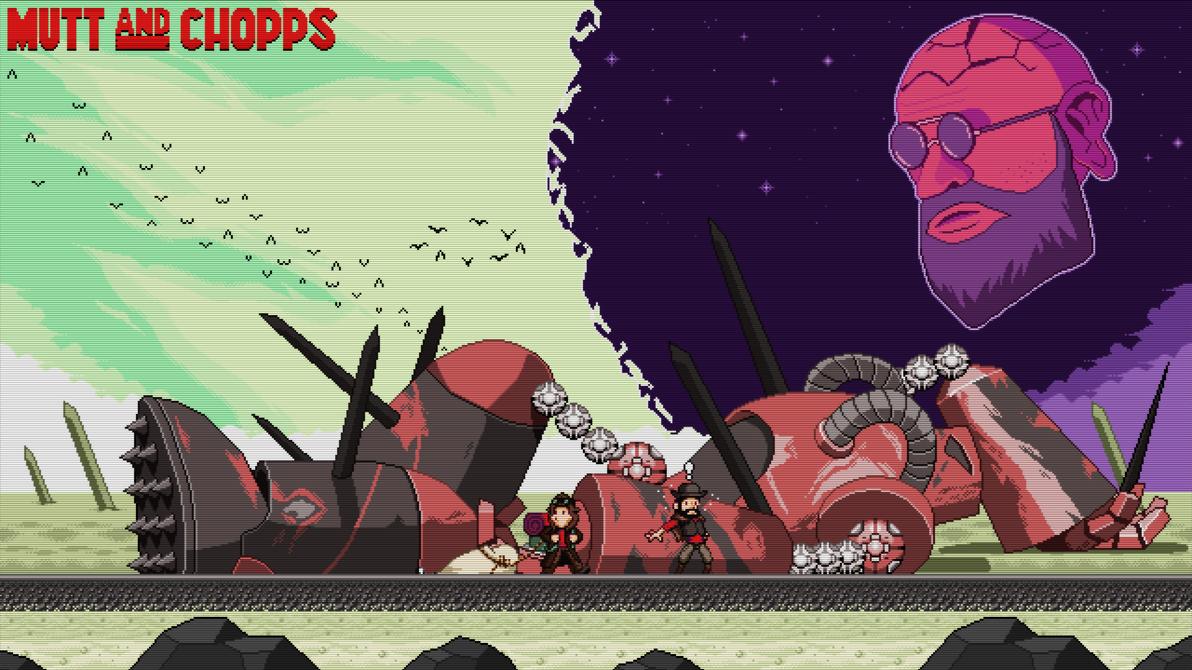 Mutt and Chopps by ScepterDPinoy