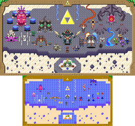 The Legend of Zelda Ocarina of Time 20th birthday by ScepterDPinoy