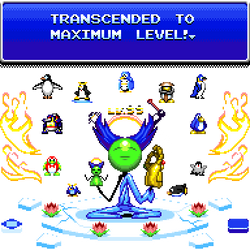 Transcended Terry