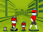 Ball Guys Abbey Road Game Boy