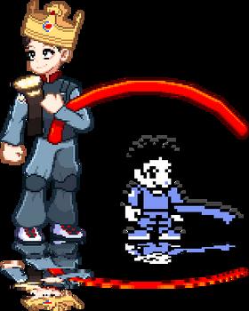 VP and Neo Geo Pocket Color Little Josh