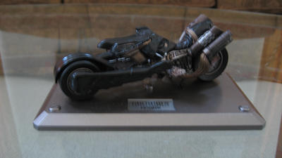 Final Fantasy 7 Fenrir Bike By Scepterdpinoy On Deviantart