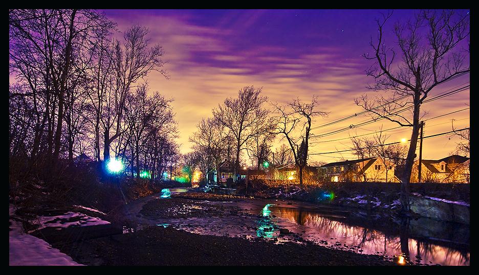 River of Dreams II by onyx
