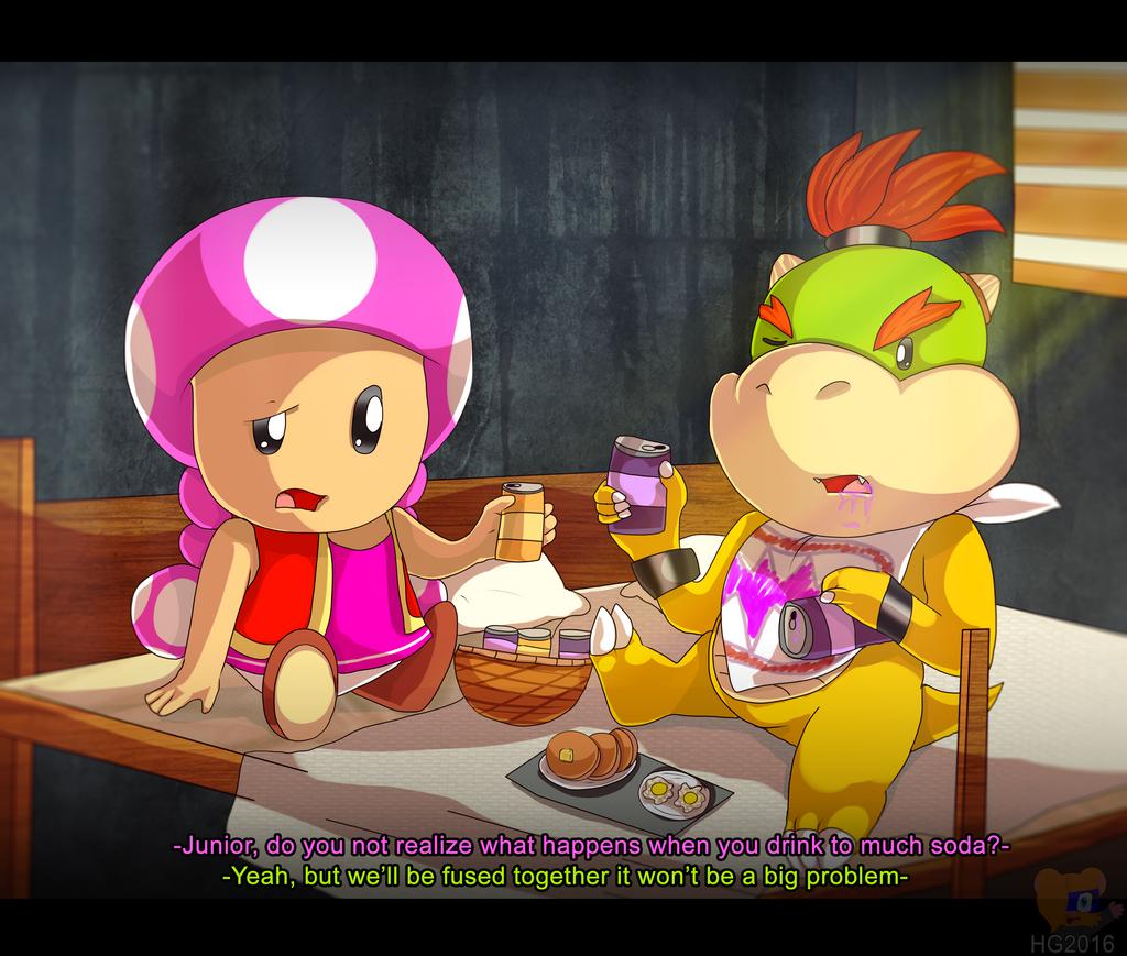 Mario vs luigi dance offpax east 2014 - 4 9