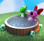 Hot Tub Date