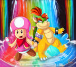 The Colors Of The Rainbow Shine So Bright by HG-The-Hamster