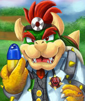 He'll probaly shove a pill in your mouth tbh by HG-The-Hamster