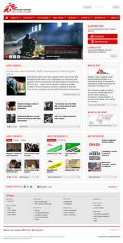 MSF UAE Website Redesign