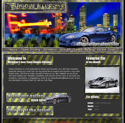 unique illusions - cars club