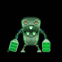 nucler robot