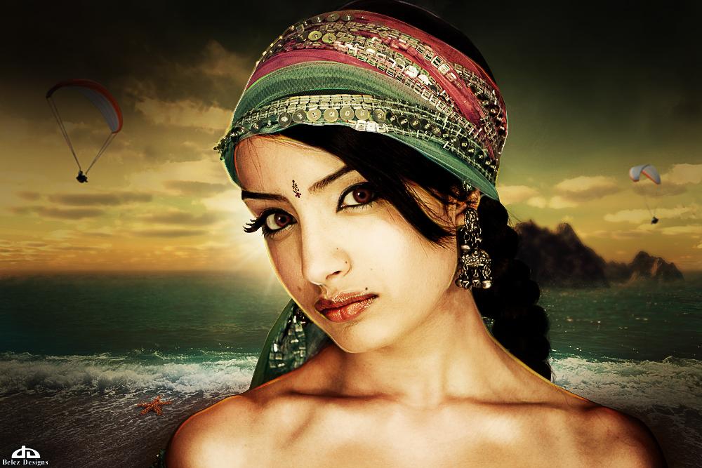 Hare Krishna by belez