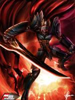 Musya The White Knight 2 by Hirooyuuki