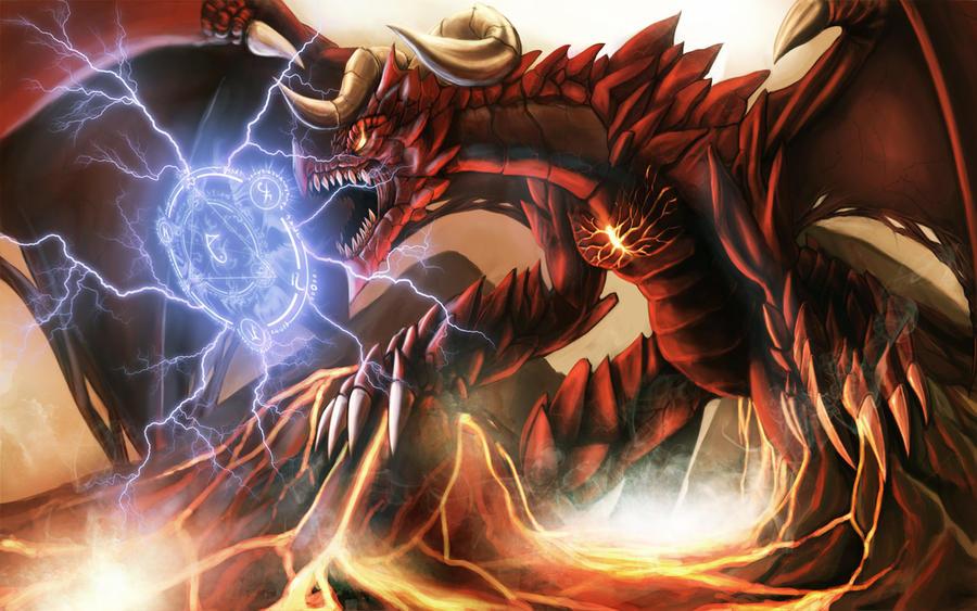 Magic Dragon By Hirooyuuki ...