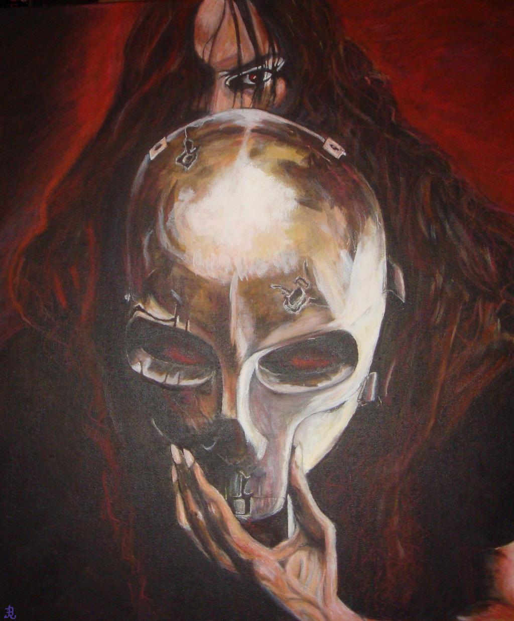 Mask of the Vigilante by RJTrinket