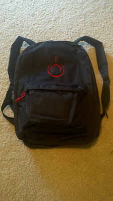 Fate/Stay Night Command Seal Backpack - Rin