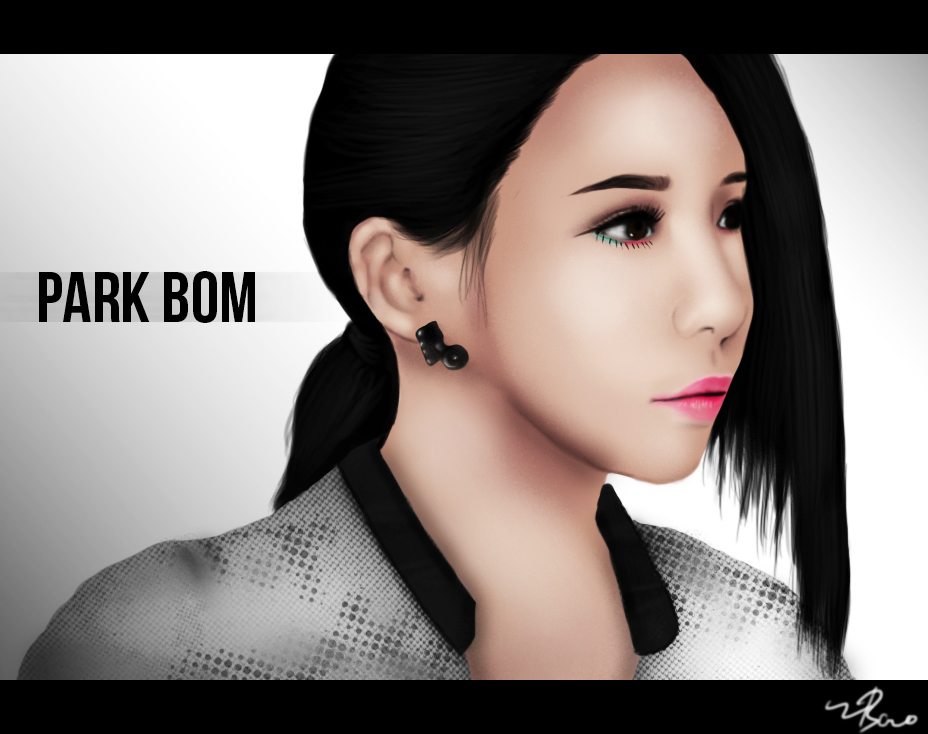 Bommie by BaoishEquality