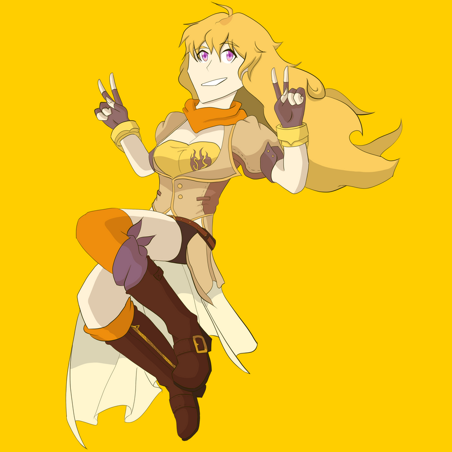 Yang Xiao Long by WuBoy