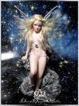Rocky Rosy Fairy #75 OOAK Sculpture Art Doll