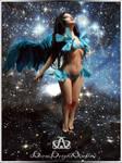 Pleaidian Angel #82 OOAK Sculpture Art Doll