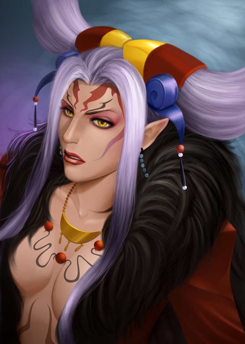 Ultimecia for Pinterest Ultimecia Hot
