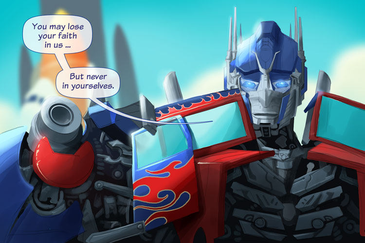 Optimus by NaSyu