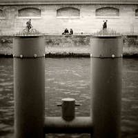 Lovers ... by the river 3 by anjelicek