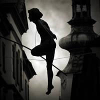 acrobat by anjelicek