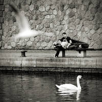 Lovers ... by the river 5