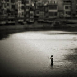 River Man by anjelicek