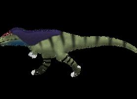 Giganotosaurus carolinii by PrimevalRaptor