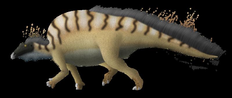 Ouranosaurus nigeriensis by PrimevalRaptor on deviantART