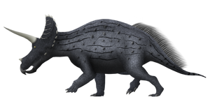 Triceratops horridus by PrimevalRaptor
