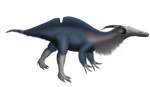 Ichthyovenator laosensis by PrimevalRaptor