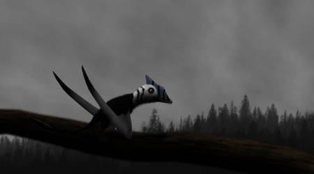 A storm is coming by PrimevalRaptor