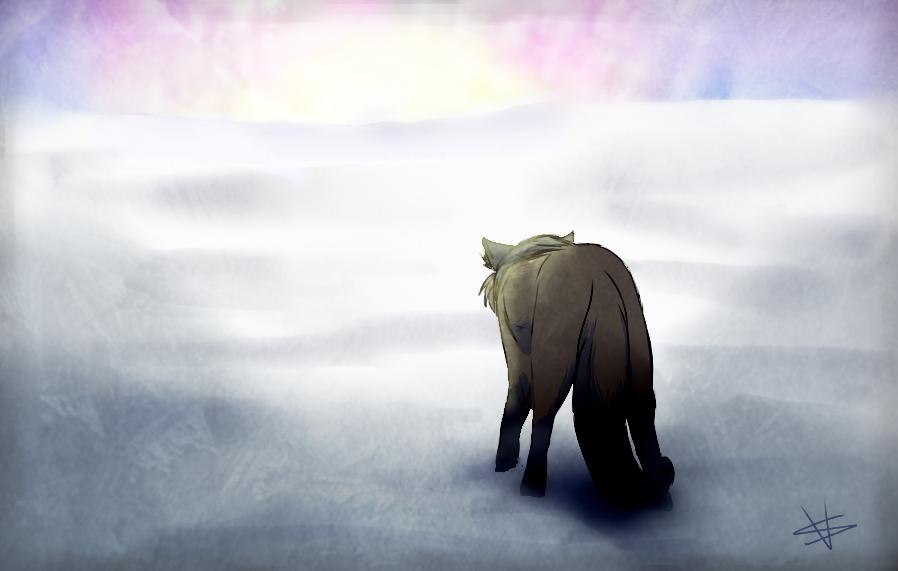 Solitude by RaidioactiveVampy
