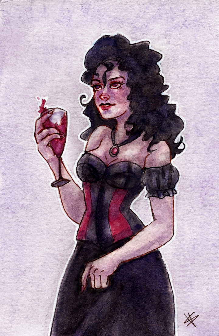 Lady by RaidioactiveVampy