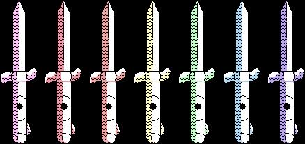 Knives by RaidioactiveVampy