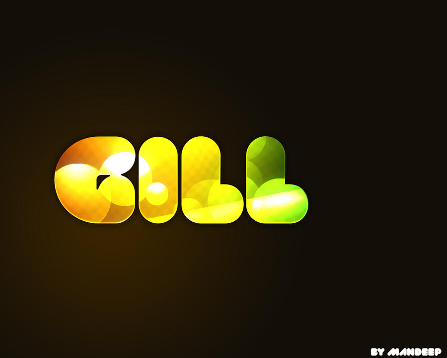 Gill Logo by Mandeep2u on DeviantArt