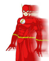 The Flash by the-archetype
