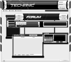 Techanic by gabrielaboone