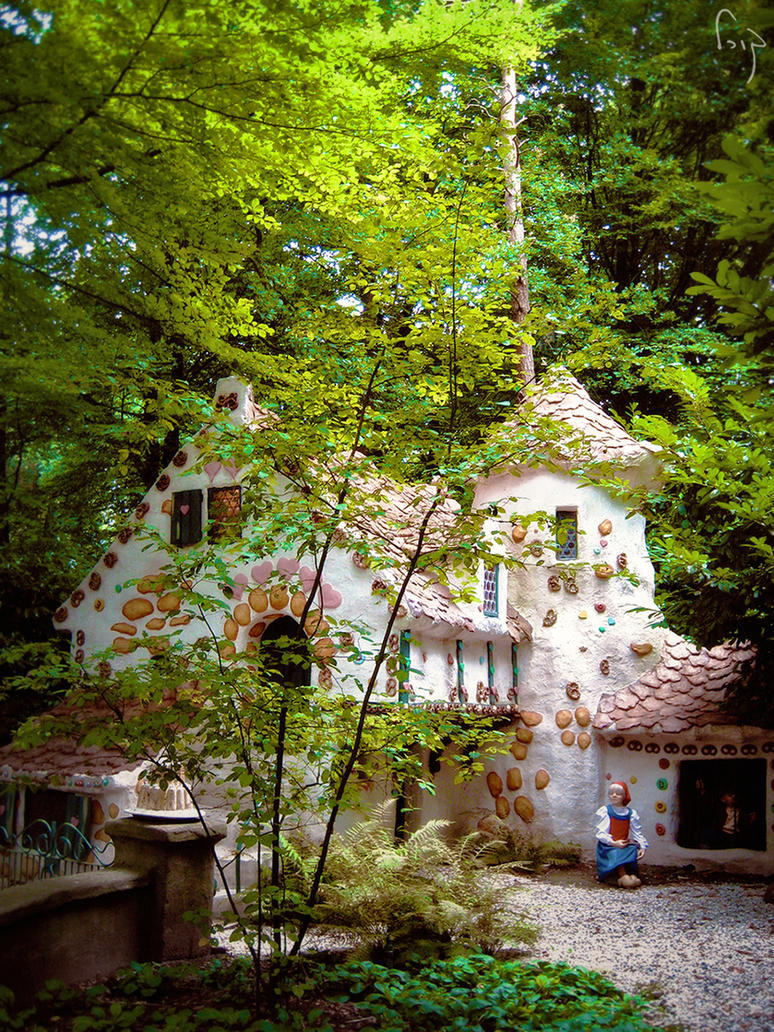 Hansel und gretel house by coralulu on deviantart - Hansel home ...
